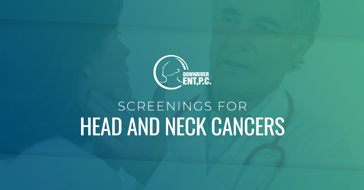 Screenings for Head and Neck Cancers