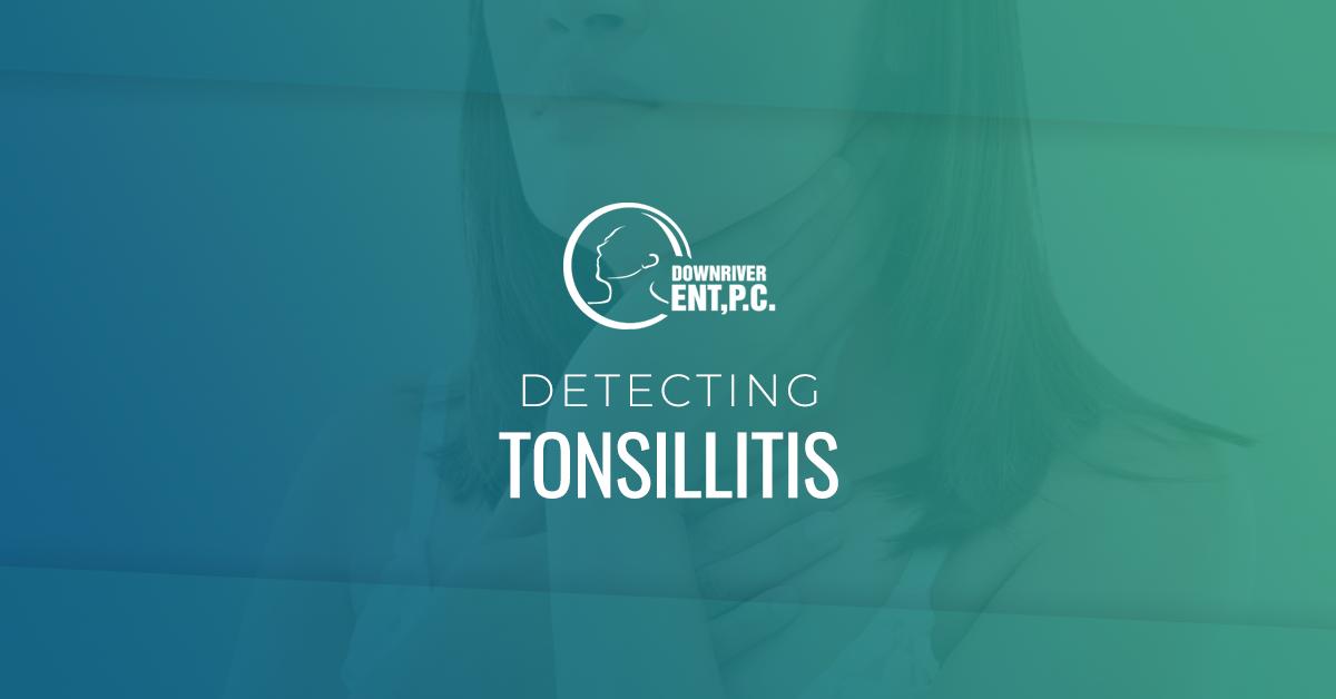 Tonsillitis Banner