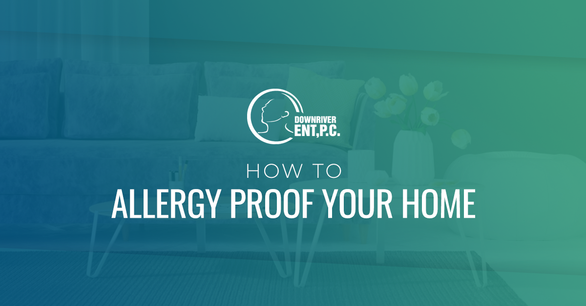 Allergy-Proof Your Home Banner
