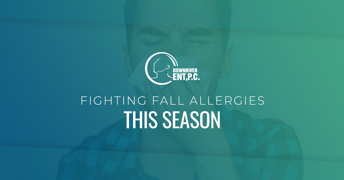 Fighting Fall Allergies This Season