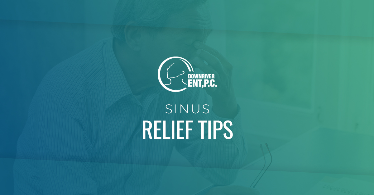 Natural Sinus Pressure Relief Tips